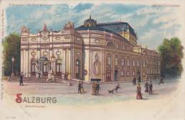 SALZBURG STADT, Salzburg, Austria; Stadttheater, 00-10s - Salzburg Stadt