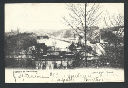 CPA - Château De MAREDSOUS   // - Anhee