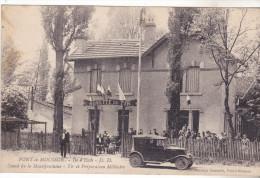 54 Pont à Mousson -Ile D´Esch-Stand De La Mussipontaine.Tir & Préparation Militaire.Buvette Animée. - Pont A Mousson