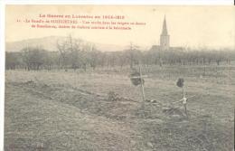 CPA Militaria - La Bataille De ROZELIEURES - Une Tombe Dans Les Vergers , Voir Scan - France