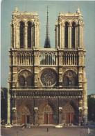 Z1043 - POSTAL - PARIS - CATHEDRALE  NOTRE-DAME - Notre Dame De Paris