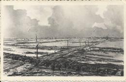 Na Den Ijzerslag (November 1914)   De Onderwaterzetting Voor Pervyse   Après La Bataille De L'Yser (novembre 1914) - Diksmuide
