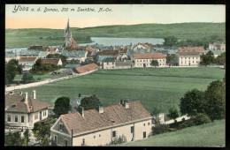 213 - AUSTRIA Ybbs An Der Donau 1910 Panoramic View By Ledermann - Melk