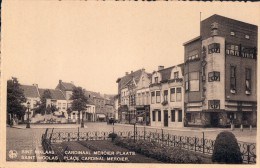 St-Niklaas Waas St Nicolas Cardinaal Mercier Plaats - Sint-Niklaas