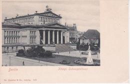 AK Berlin - Königl. Schauspielhaus  (21944) - Mitte