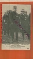 CPA  GUERRE   Générale JOFFRE  M. POINCARE Président De La République  Au Front  Mars 2016 317 - Guerre 1914-18