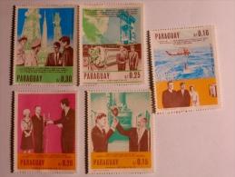 PARAGUAY  1967   LOT# 19  JOHN F. KENNEDY - Paraguay