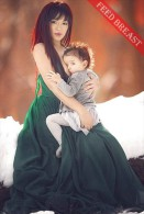 [T57-55  ] Breastfeeding Feed Breast Stillen Allaitement , China Pre-stamped Card, Postal Stationery - Health