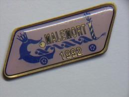 Pin´s - MALEMORT - 19 - CARNAVAL - 1992 - Steden