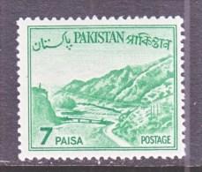 PAKISTAN  133     Type  II   **     1961-3 Issue - Pakistan