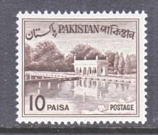 PAKISTAN  134        **     1961-3 Issue - Pakistan
