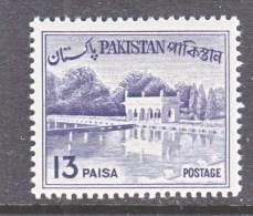 PAKISTAN  135        **     1961-3 Issue - Pakistan