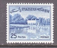 PAKISTAN  136        **     1961-3 Issue - Pakistan