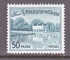 PAKISTAN  138        **     1961-3 Issue - Pakistan