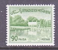 PAKISTAN  140      **     1961-3 Issue - Pakistan