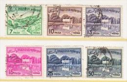 PAKISTAN  133 A +     REDRAWN      (o)     1963-70 Issue - Pakistan