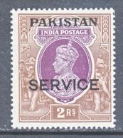 PAKISTAN   OFFICIAL  O 11      ** - Pakistan