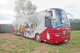 Nevers (58) Bus De L´USON Rugby - Busse & Reisebusse
