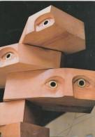 """CP """"T'as De Beaux Yeux Tu Sais"""" - Sculpture De Lucien Beniere - Sculptures"""