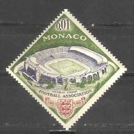 Monaco 1963, Football, Soccer, 1 V,  MNH, (**) - Non Classificati