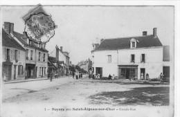 Noyers Grande Rue - France