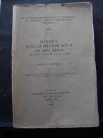 FJ. 9. Istanbul Dans La Seconde Moitié Du XVIIè Siècle Par Robert Mantran. 1962. - History