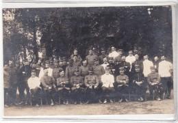 82 EME REGIMENT - LES OFFICIERS - CARTE PHOTO MILITAIRE - Personaggi