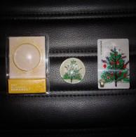 Rare China 2015 Starbucks Christmas Tree Limited Edition Card Used - Chine