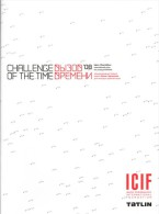 CATALOG Of INTERNATIONAL COMPETITION FOR YOUNG ARCHITECTS NAMED I. Chernikhov. 2008 - Livres, BD, Revues