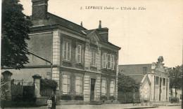 LEVROUX(INDRE) ECOLE - Frankreich