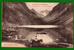 CP25 65 CAUTERETS 4-1 Le Lac De Gaube - Cauterets