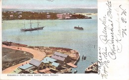 KIRRIBILLI POINT, FROM DAWES POINT, SYDNEY - Sydney