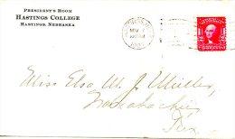 USA. N°158 Sur Enveloppe Ayant Circulé En 1907. George Washington. - George Washington