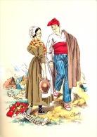 # Roussillon - Dessin De Naudy - Naudy