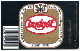 Dudget Br. Heylen, Heist Op Den Berg  Bieretiket  -  étiquette De Bière - Beer Label - Birra