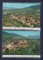 07-FLAVIAC-vues Générales Aériennes -lot De 2 Cartes Postales-non écrites - 2 Scans- 10.5 X 15 - CIM COMBIER - Cartoline