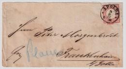 DR, 1873, Mit Taxis-Zier-Stp.! , #5275 - Deutschland