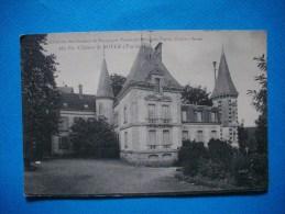 Château De ROYER  -  TOURNUS  -  71  -  Saône Et Loire - Frankreich