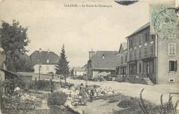 VALDOIE - La Route De Giromagny. - Valdoie