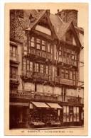 Cpa     Saint Lo  La Maison Dieu  ( Librairie Papeterie Imprimerie )    TBE - Saint Lo