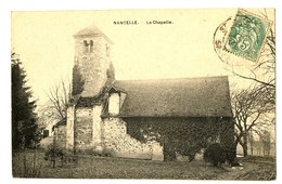 CPA 71 Saône Et Loire Nancelle La Chapelle - Francia