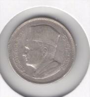 0071  MONEDA MARRUECOS 1 FRANCOS AÑO 1960 - Marruecos