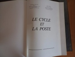 Le Cycle Et La Poste - Mangin - Geslin - 319 Pages - 1988 - Motive
