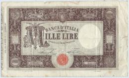 1000 LIRE MATRICE  23.05.1915   RARA 5 REGNO D'ITALIA STRINGHER -SACCHI - NON RESTAURATA - [ 1] …-1946 : Regno