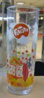 AC - FANTA AUTUMN - FALL ILLUSRATED GLASS FROM TURKEY - Verres