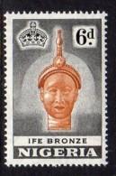 Nigeria 1953 6d Definitive, MNH - Nigeria (...-1960)