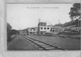 LA Machine-Le Nouveau Pré Charpin (construction) - La Machine