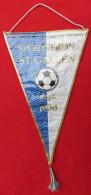 FOOTBALL / SOCCER / FUTBOL / CALCIO - SPORTVEREIN ST.GALLEN 1936, Switzerland, Vintage Big Pennant, Wimpel - Habillement, Souvenirs & Autres
