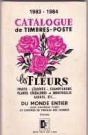 Timbres Poste Fleurs, Fruits... - 187 Pages - Thématiques