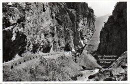 Kandersteg, Die Gasternroute Mit Tunnel - Suiza